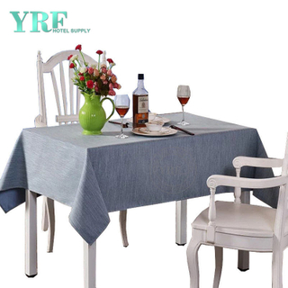 Confortable luxe Chambre Deluxe Or Tablecloth