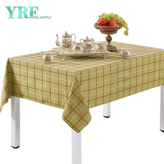 Vente en gros Coastal Deluxe Petit café Table Cloth