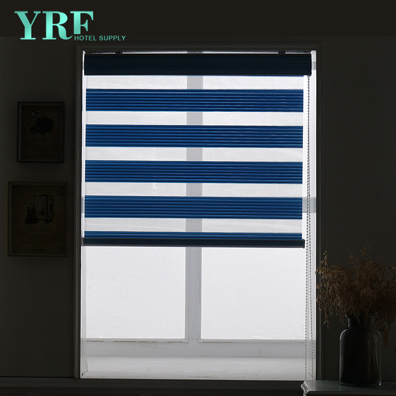 Hot Vente New Curtain Produit doux fil Sheer souple Roller Sheer aveugle